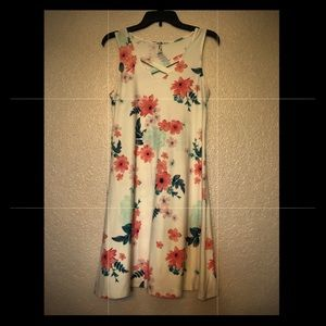 Colorful summer Women's dress